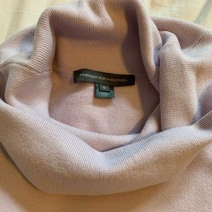 Lavender French Connection Sweater